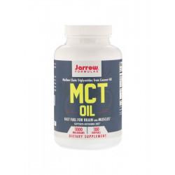 Olej MCT 1000 mg (180 sgels) Dieta Ketogeniczna Jarrow Formulas