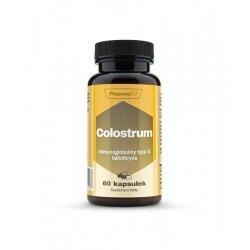 Colostrum Wołowe 400 mg 25% Immunoglobin (60 kaps) Pharmovit