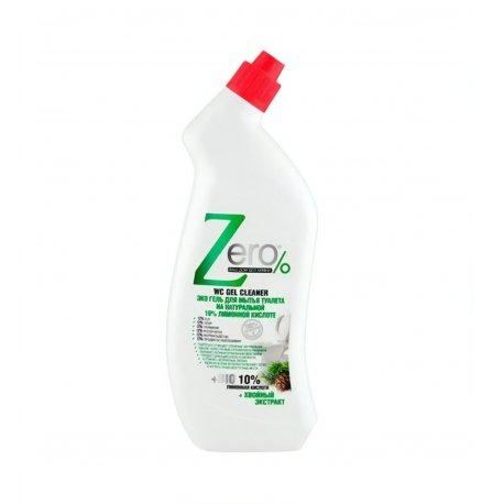 Żel do WC Ekologiczny Kwas Cytrynowy 750 ml Zero