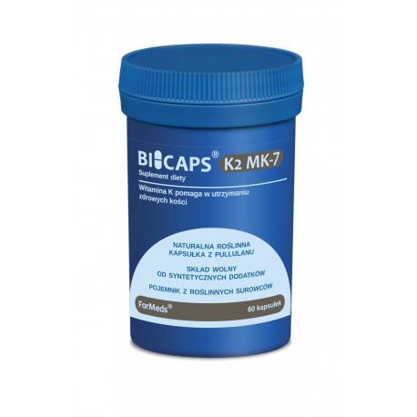 BICAPS Witamina K2 MK-7 200 mcg (60 kaps) ForMeds
