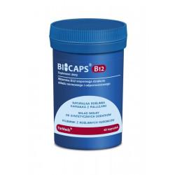 BICAPS Witamina B12 500 mcg Metylokobalamina (60 kaps) ForMeds