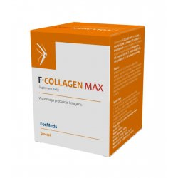 F-Collagen MAX Kolagen 5000 mg Kwas Hialuronowy K2 D3 Witamina C 156 g ForMeds