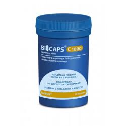BICAPS Witamina C 1000 (60 kaps) Kwas L-Askorbinowy ForMeds