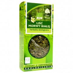 Morwa Biała Liść EKO 50 g Herbatka Dary Natury