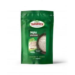 Mąka Gryczana Bezglutenowa 1 kg Targroch