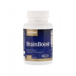 BrainBoost Wsparcie Mózgu (60 kaps) Jarrow Formulas