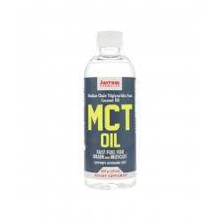 Olej MCT (591 ml) Dieta Ketogeniczna Low Carb Jarrow Formulas