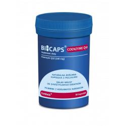 BICAPS Coenzyme Q10 Koenzym Q10 Ubichinon 100 mg (60 kaps) ForMeds