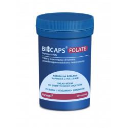 BICAPS Folate Folian Kwas Foliowy 500 mcg (60 kaps) ForMeds