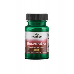 Resveratrol 100 mg (30 kaps) Swanson