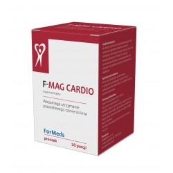 F-Mag Cardio Magnez + Potas + Witamina B6 57 g ForMeds