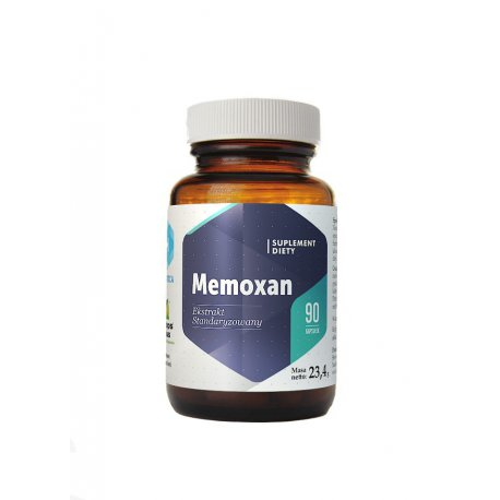 Memoxan Memophenol Flawonoidy (90 kaps) Hepatica