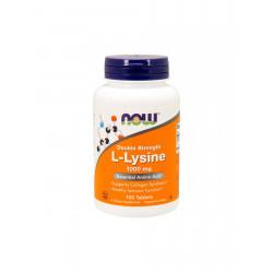 L-Lysine L-Lizyna 1000 mg (100 tab) Aminokwasy Now Foods