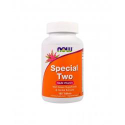 SPECIAL TWO Multiwitamina Kompleks Witamin i Minerałów (180 tab) Now Foods