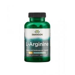 L-Arginina Forte 850 mg (90 kaps) Swanson