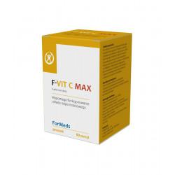F-VIT C MAX Witamina C + D + CYNK Proszek 61,92 g ForMeds