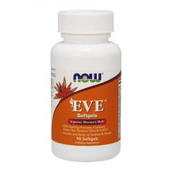 EVE Zestaw witamin dla Kobiet (90 softgels) Now Foods