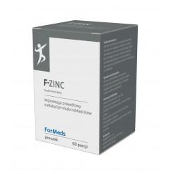 F-ZINC 15 Cytrynian Cynku 48 g (60 porcji) ForMeds