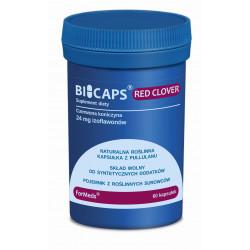 BICAPS Red Clover Czerwona koniczyna 24 mg Izoflawonów (60 kaps) ForMeds
