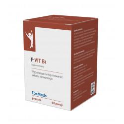 F-VIT Witamina B1 Tiamina 50 mg + Inulina Proszek 48 g ForMeds
