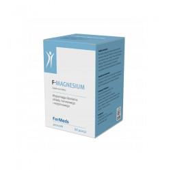 F-MAGNESIUM Cytrynian Magnezu Proszek 51 g (60 porcji) ForMeds