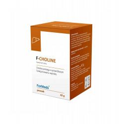 F-CHOLINE Cholina Witamina B4 Proszek 42 g (60 porcji) ForMeds