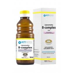 Liposomalna B Complex 100% (100ml) Bez Alkoholu Actinovo