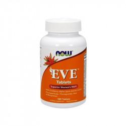 EVE Zestaw witamin dla Kobiet (180 tab) Now Foods