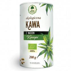 Kawa Z Nasion Konopi EKO 200 g Dary Natury