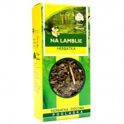 Herbata Na Lamblie EKO 50 g Zioła Dary Natury