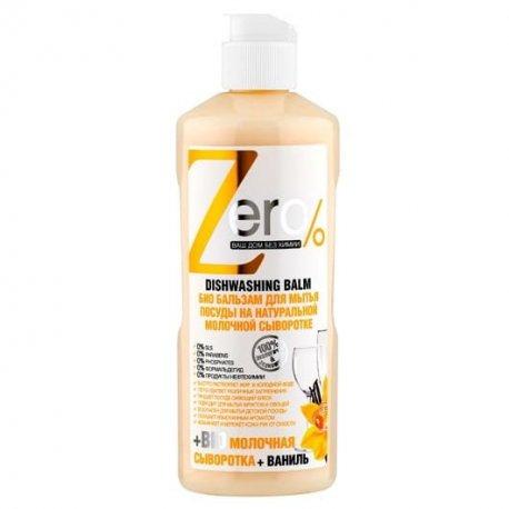 Balsam Do Mycia Naczyń Serwatka Ekologiczny 500 ml Zero