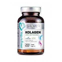 KOLAGEN Dual Complex ARTHRO+BEAUTY 200 g Silver Myvita