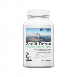 Zeolit Detox 120 g Aktywny Mikronizowany Klinoptylolit Najdrobniejszy 2-6 um Proszek