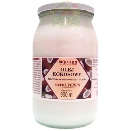 Olej Kokosowy 900ml BIOOIL