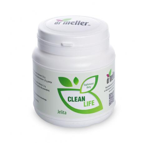 Clean Life Jelita Proszek 200 g Dr Meller