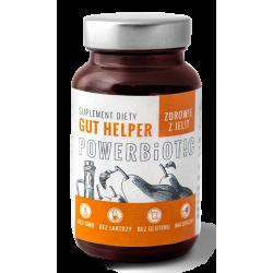 Powerbiotic Gut Helper Zdrowie z jelit Ocet Gruszkowy (60 kaps) Ecobiotics