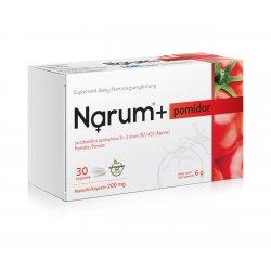 Narum+ Pomidor 200 mg (30 kaps) Probiotyk Lactobacillus Acidophilus Narine