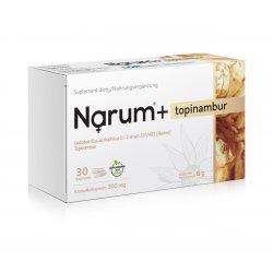 Narum+ Topinambur 200 mg (30 kaps) Probiotyk Lactobacillus Acidophilus Narine
