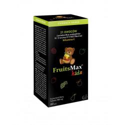 FruitsMax Kids 500 mg (60 tab) 30 g Probiotyk dla Dzieci Warzywa Owoce Lactobacillus Acidophilus Narine