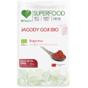 Jagody Goji Bio SuperFood 200 g BeOrganic
