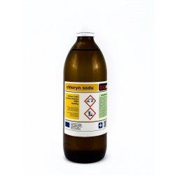 Chloryn Sodu MMS R-r 25-28% 500ml NaClO2 Czysty Biomus