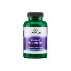 Magnez Chelatowany 133 mg (90 kaps) Swanson