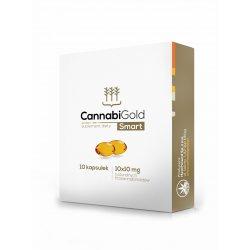 Kapsułki Smart (10 szt.) x 10 mg CannabiGold