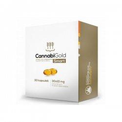 Kapsułki Smart (30 szt.) x 10 mg CannabiGold