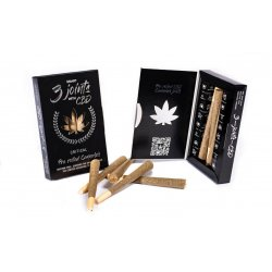 Pre-Rolls Critical Joints CBD 0,8 g (3 szt.) Mubbies