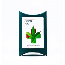 Critical Plus CBD Susz (1 g) Mubbies