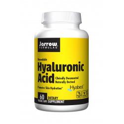 Kwas Hialuronowy Hyaluronic Acid (60 kaps) Jarrow Formulas