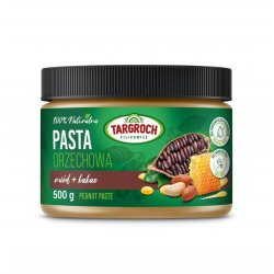 Pasta Orzechowa Arachidowa Miód + Kakao 500 ml TARGROCH