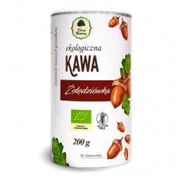 Kawa Żołędziówka EKO 200 g (TUBA) Dary Natury