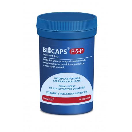 BICAPS P-5-P Witamina B6 25 mg (60 kaps) ForMeds
